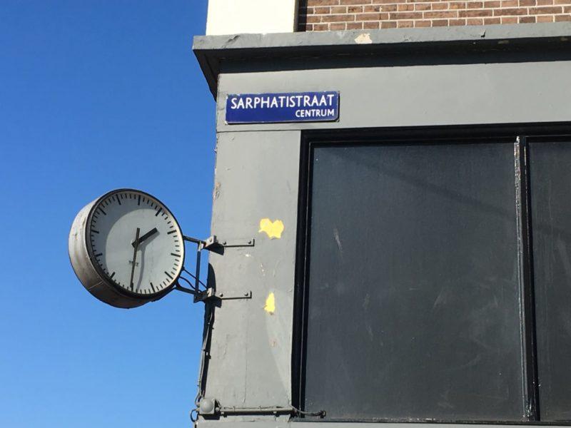 Zwangerschapscursus Sarphatistraat Amsterdam