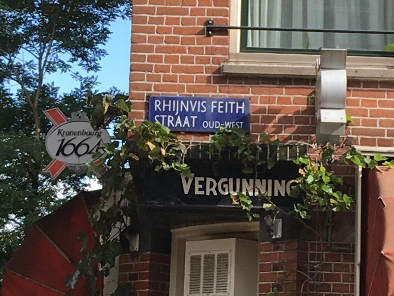 Zwangerschapscursus Rhijnvis Feithstraat Amsterdam