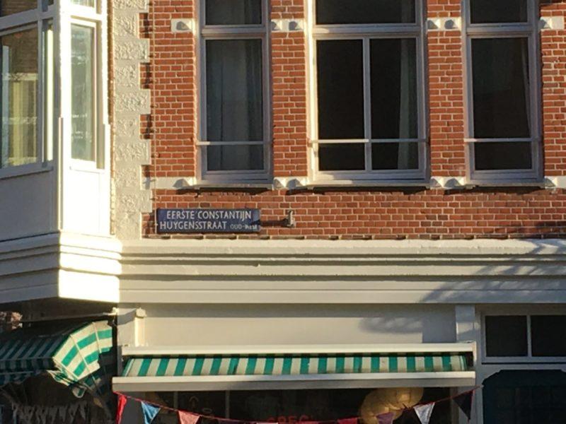 Zwangerschapscursus Eerste Constantijn Huygensstraat Amsterdam