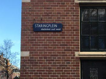 Zwangerschapscursus Staringplein Amsterdam