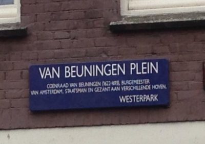 Zwangerschapscursus Van Beuningenplein Amsterdam