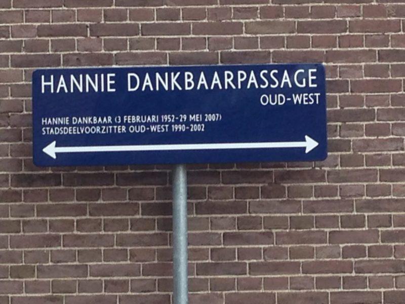 Zwangerschapscursus Hannie Dankbaarpassage Amsterdam